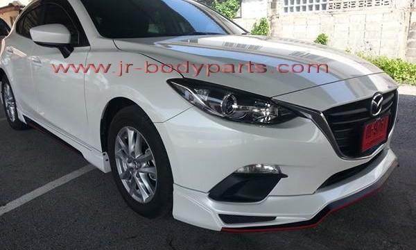 ชุดแต่งรอบคัน Mazda3 2014_28